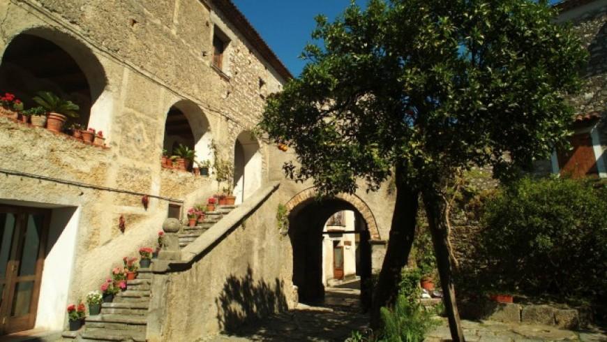 Morigerati: il Borgo Medievale