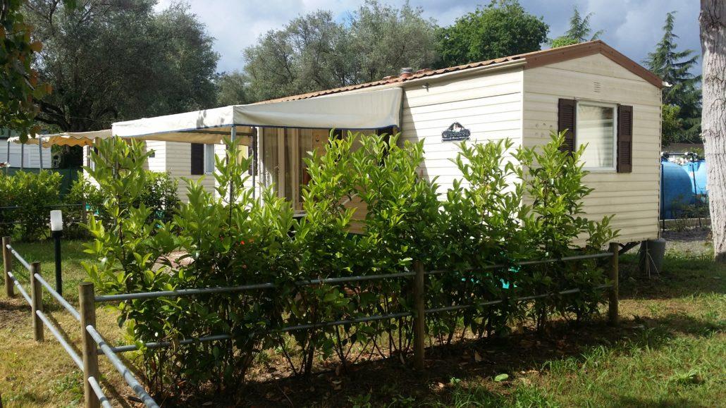 Casetta 6 posti al Villaggio Europa Unita di Solemare Project con veranda esterna - viale della Musica
