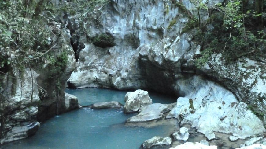 Grotte di Morigerati: Oasi WWF