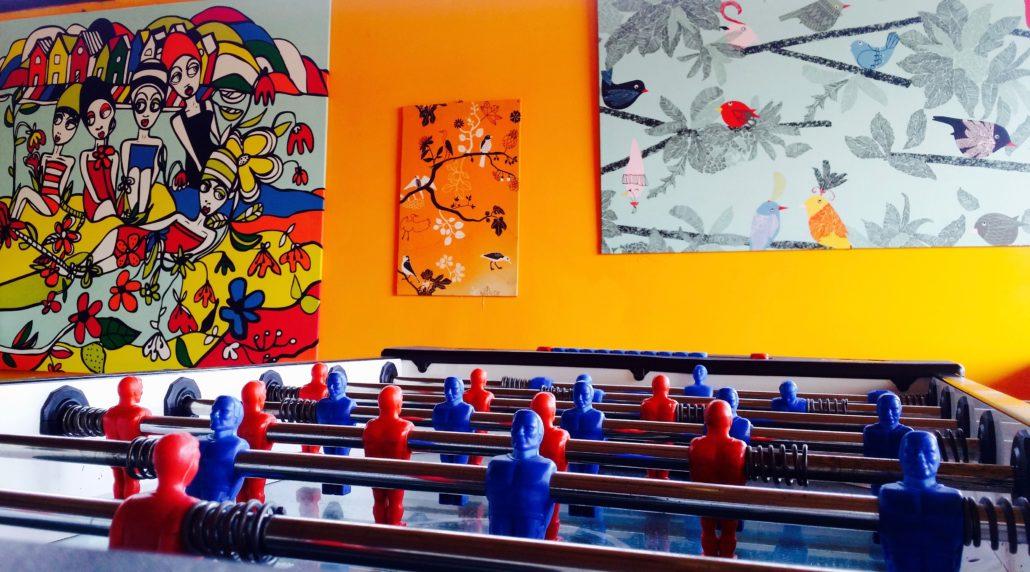 Cucina tipica regionale, vera pizza napoletana, ampio bar con terrazza all'ingresso della spiaggia privata - sul mare bandiera blu 2016 di Villammare Vibonati (SA) - al Ristorante Pizzeria Bar Solemare del camping village Europa Unita
