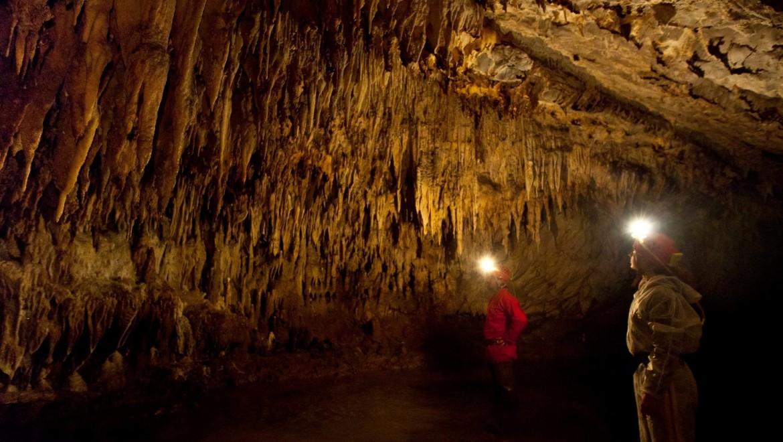 Le Grotte di Pertosa: La cattedrale sotterranea